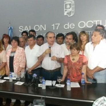 El Consejo Provincial del Partido Justicialista del Chaco se expresó sobre la muerte de Nisman