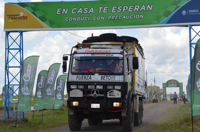 LLEGO EL DIA Y LA FIESTA DE LA 39º EDICION DEL RALLY DAKAR PRESENTE EN RESISTENCIA