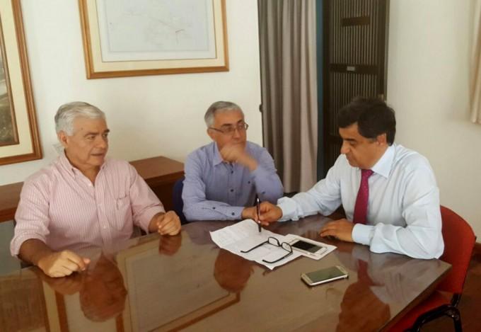 LOTERÍA CHAQUEÑA Y SECHEEP MEJORARÁN LA ENERGÍA DE LA SALA DE SORTEO Y CENTRO DE MONITOREO