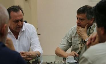 PEPPO Y SANTOS FIRMARON CONVENIOS PARA LA PROMOCIÓN DEL TURISMO CHAQUEÑO