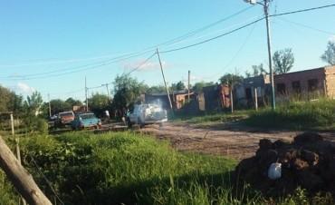 Tareas de prevención municipal: La Secretaría de Ambiente realiza fumigaciones en La Rubita