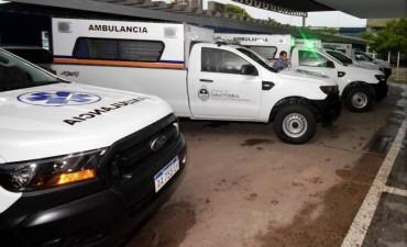 SLANAC DESTACÓ INVERSIÓN SUPERIOR A LOS 5 MILLONES DE PESOS PARA COMPRAR AMBULANCIAS 4X4