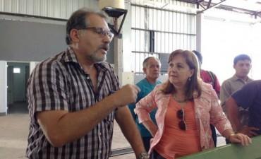 LA PLANTA DE DISPOSICIÓN FINAL DE RESIDUOS DE FONTANA Y PUERTO TIROL ESTÁ PRÓXIMA A CONCLUIR