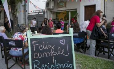 Resistencia cumple 139 años: Puntos de Encuentro y Caravana Gastronómica