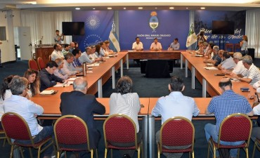 PEPPO DISPUSO REFORZAR ACCIONES PARA LOCALIDADES AFECTADAS POR LA EMERGENCIA HÍDRICA