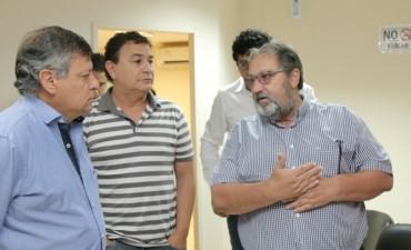 VILELAS: PEPPO Y FUNCIONARIO DE NACIÓN RECORRIERON LA ZONA
