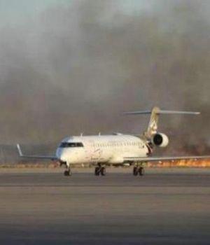 Feroz combate en aeropuerto de Libia: 20 muertos