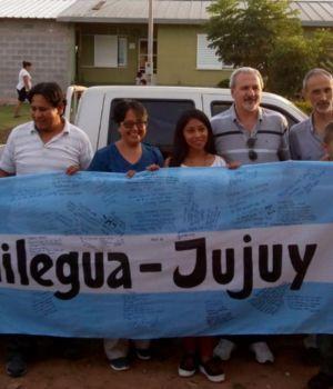 Fiebre argentina por ver al Papa en Chile