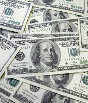 Leve suba del dólar