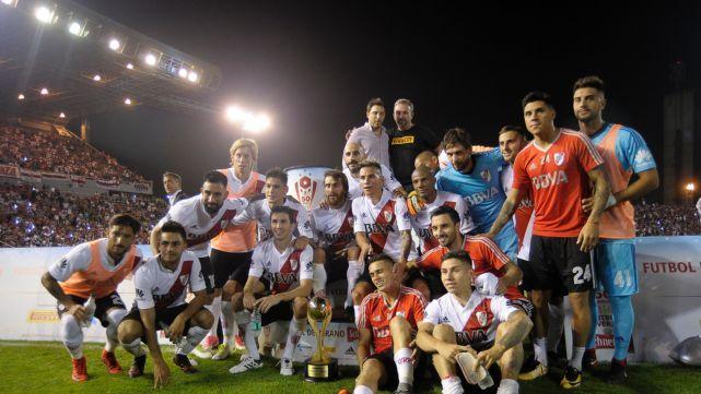 River sacudió a Boca en el primer superclásico del año