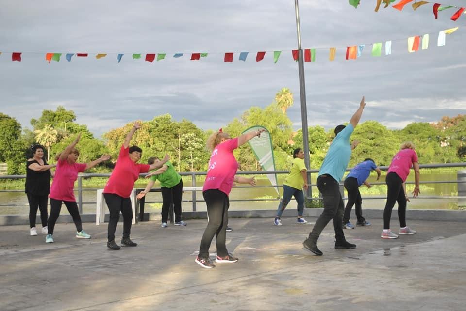 Continúan las actividades de verano en el Parque Intercultural 2 de febrero