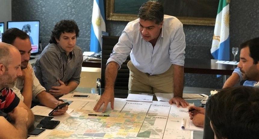 Resistencia pone en ejecución tres programas  operativos para mitigar la emergencia hídrica