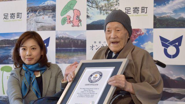 A los 113 años, murió el hombre más longevo del mundo