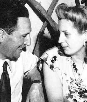 Aquella noche que se conocieron Perón y Evita