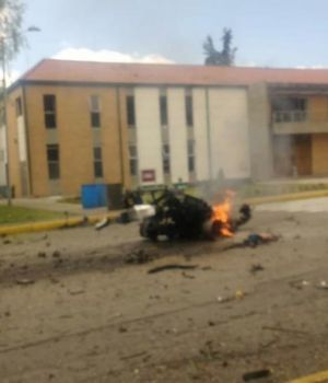 Explosión de coche bomba en Colombia: 10 muertos