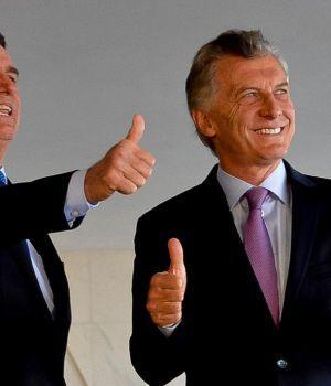 Macri y Bolsonaro coincidieron en fortalecer la cooperación bilateral