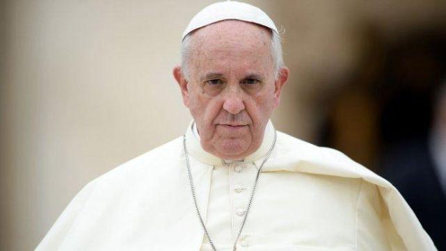 Para Francisco el aborto es