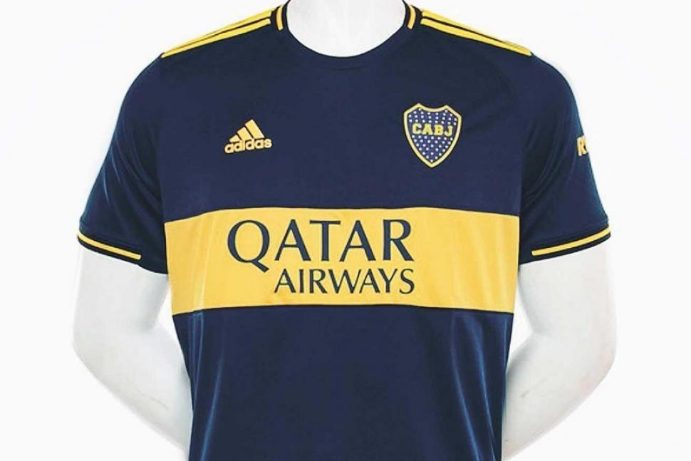 Boca presentará el 10 de enero su nueva camiseta, tras el cambio de marca