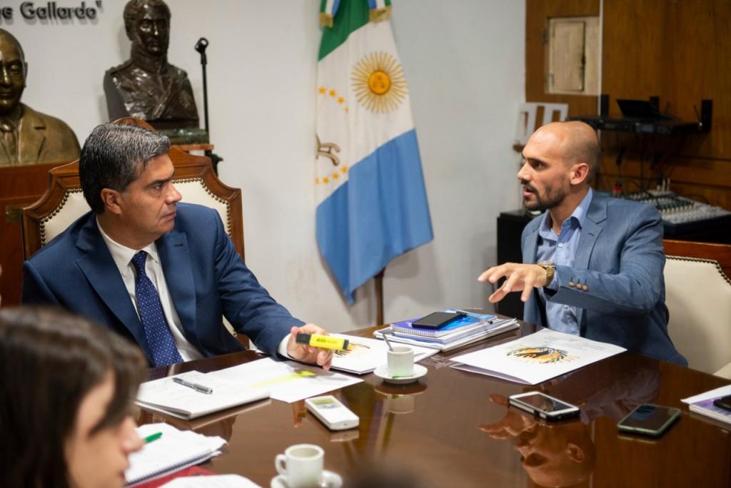 Capitanich trazó líneas de trabajo para erradicar la violencia institucional de la provincia