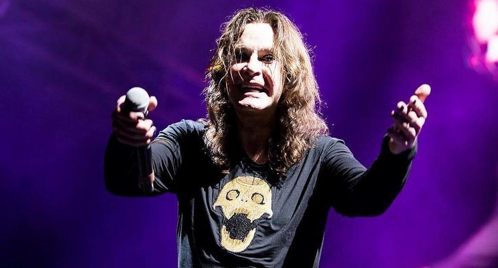 Desde la web oficial de Black Sabbath desmintieron la versión sobre el estado de salud de Ozzy Osbourne