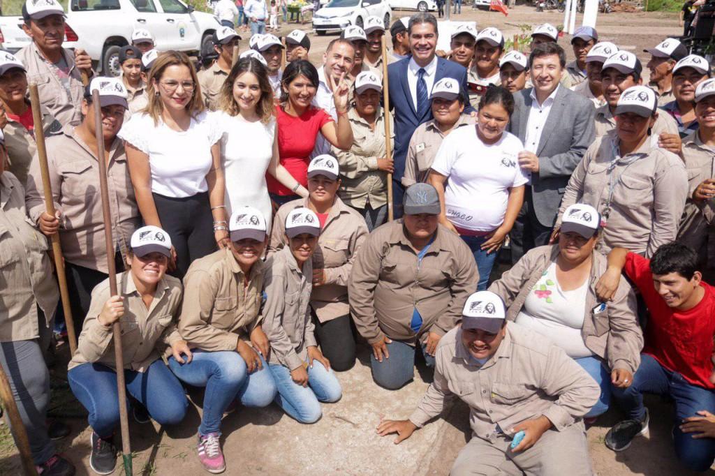 Capitanich y Arroyo inauguraron el CIFF Nº 7 en Presidencia de la Plaza