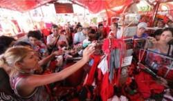 Se espera que mañana lleguen arededor de 300 mil personas al Santuario del Gauchito Gil en Corrientes