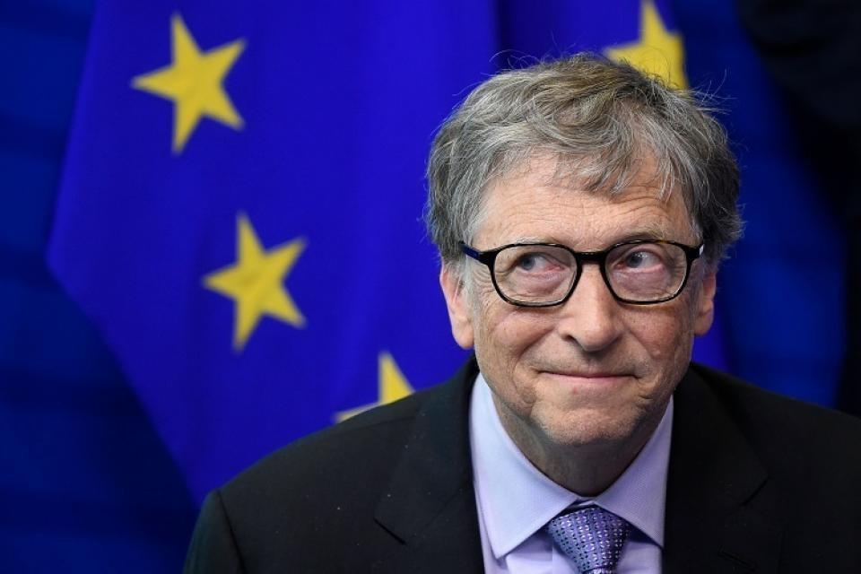 Bill Gates se manifestó a favor de que los ricos paguen más impuestos