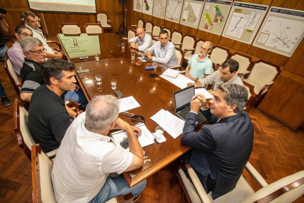 El Gobierno y  FECHASORU ultimaron detalles para la implementación del Plan Ganadero 2020-2030