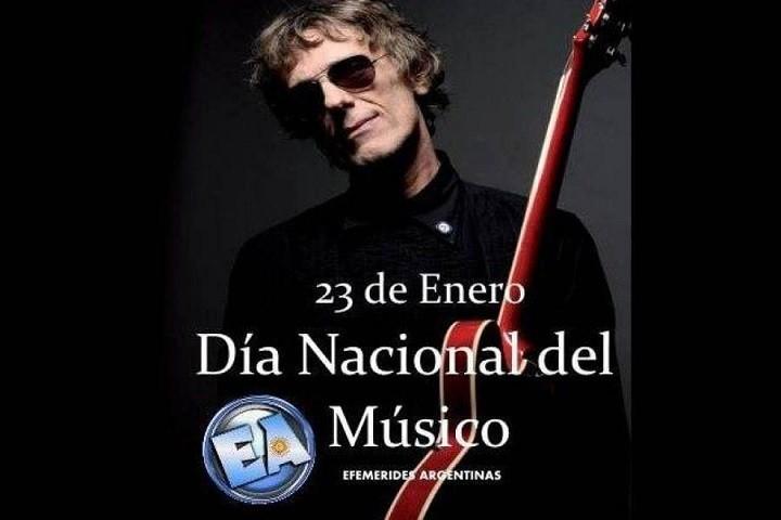 Se conmemora hoy el Día Nacional del Músico