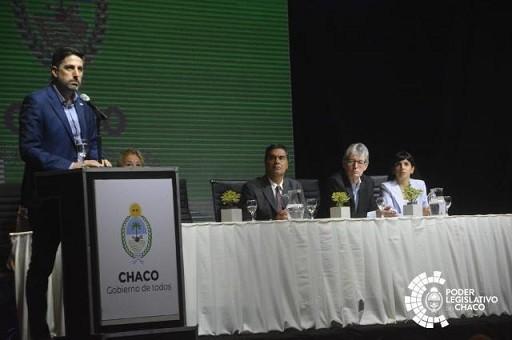 """Congreso Pedagógico: """"Tenemos que aunar esfuerzos para garantizar una educación inclusiva"""", resaltó Sager"""