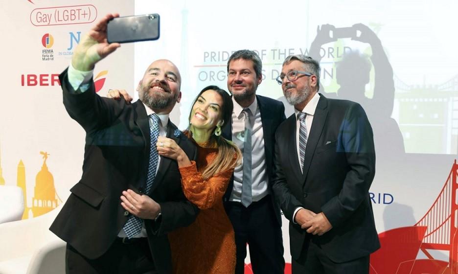 Argentina fue premiada como destino LGBT 2020