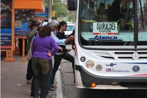 Los empresarios del Transporte advierten que suspenderán el servicio nocturno