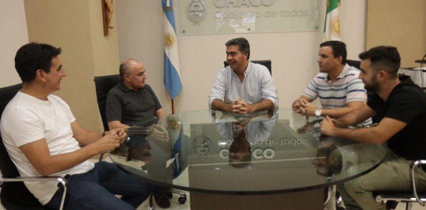 El Gobierno garantizó el apoyo a Chaco For Ever