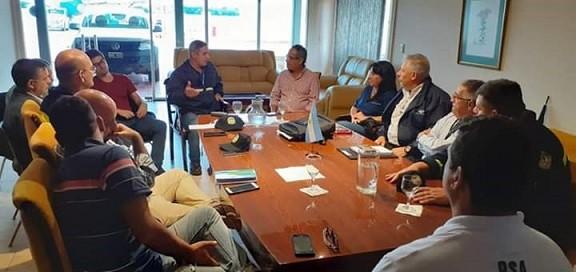 Coronavirus: en Puerto Iguazú se activó el protocolo de seguridad
