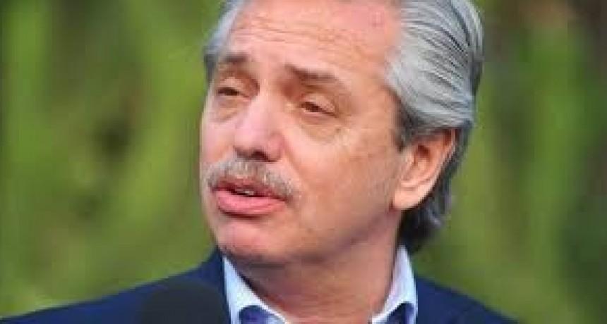 El mensaje de Alberto Fernández a los sindicatos: