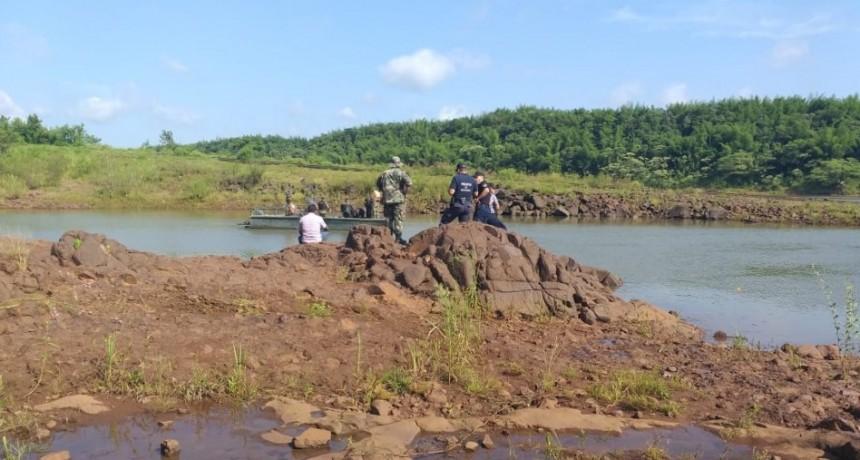 Fue hallado el cuerpo de un joven que se había arrojado al Río Paraná