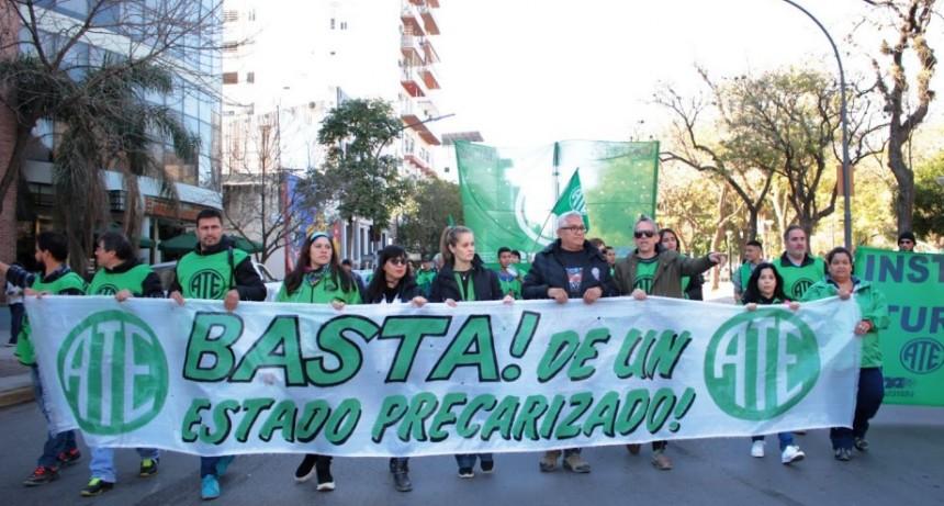 ATE Chaco reclama que la Justicia revea los pases a Planta irregulares