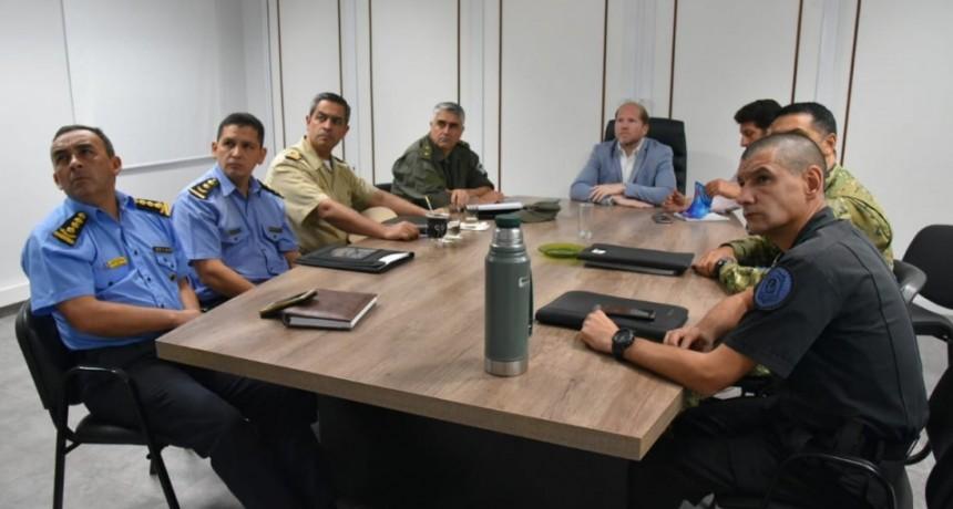 El Gobierno trabaja para anticipar emergencia en los municipios