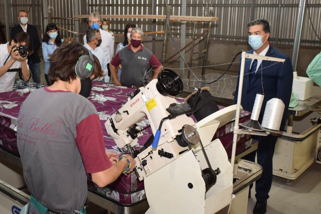 Chaco lidera el crecimiento del empleo privado a nivel nacional