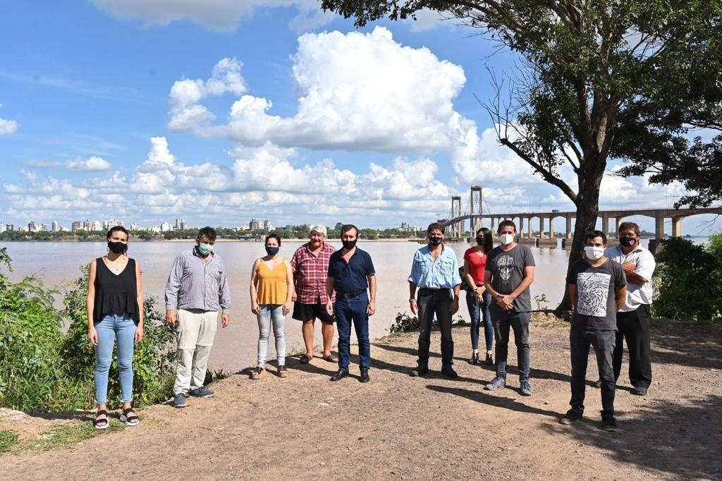 Provincia y Nación trabajan para fortalecer la pesca artesanal en localidades costeras