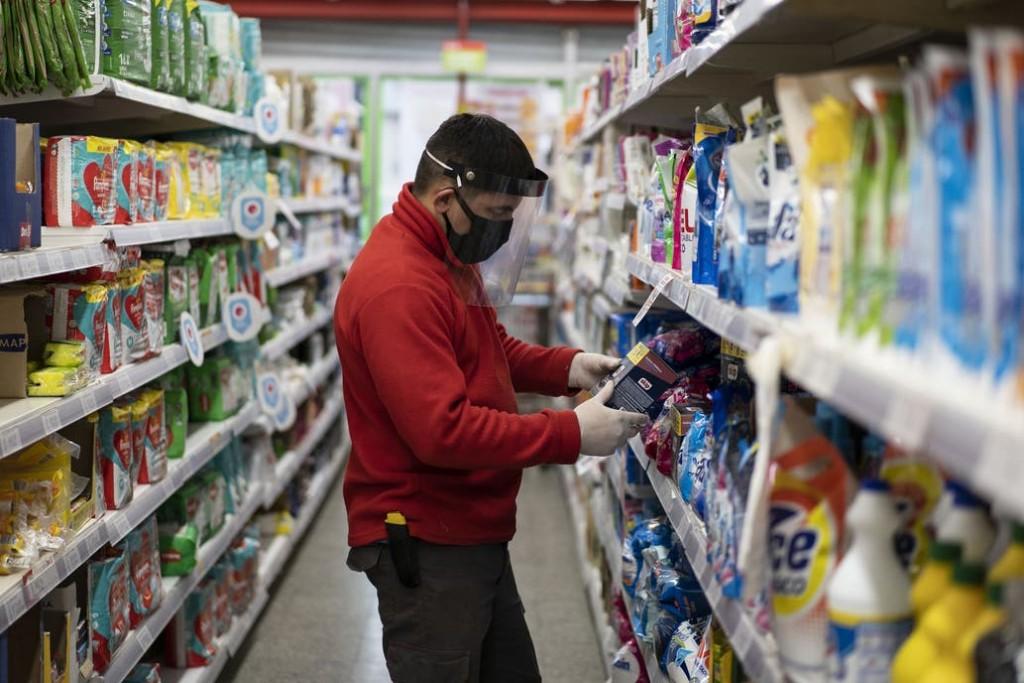 La inflación del semestre arranca con una fuerte presión de alimentos