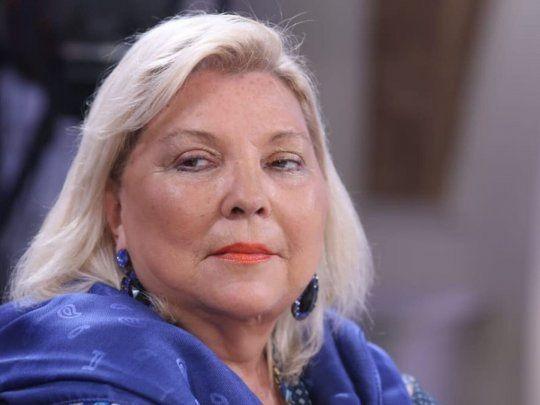 """Elisa Carrió criticó las condiciones de los centros de aislamiento de Formosa y adelantó que pedirá """"la intervención federal"""" de la provincia"""