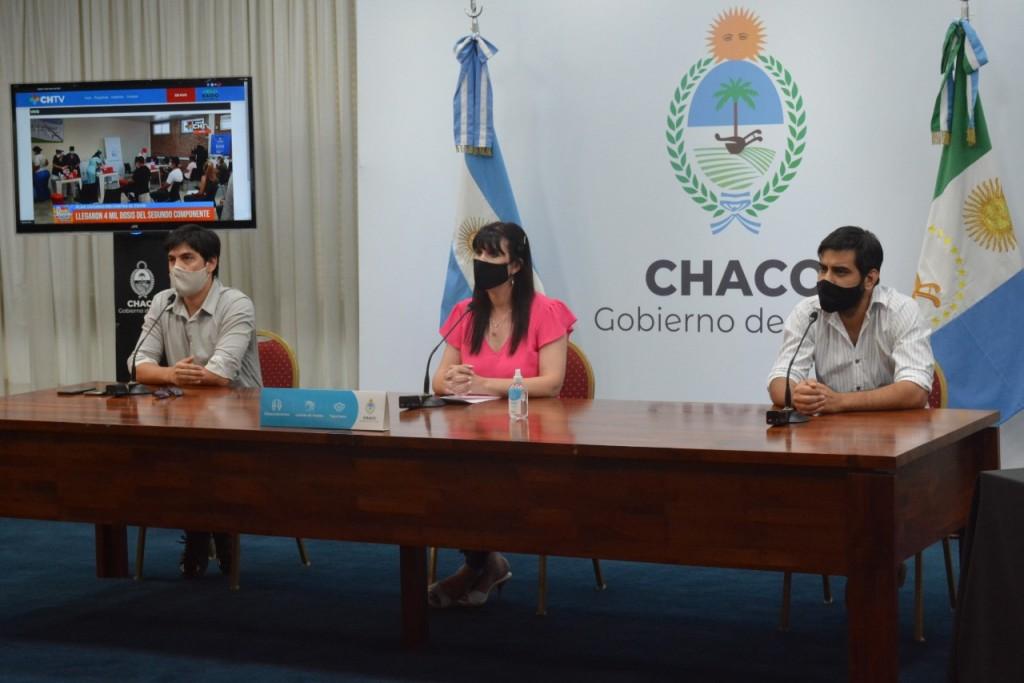 Salud y ECOM presentaron la plataforma para el registro de personas con enfermedades preexistentes