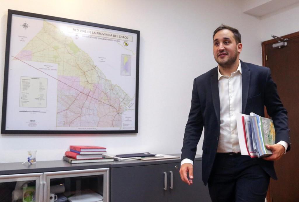El nuevo ministro, Santiago Pérez Pons, marcó su visión y los principales objetivos de la cartera provincial