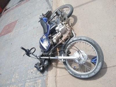 Un joven fallece al perder el control de su motocicleta