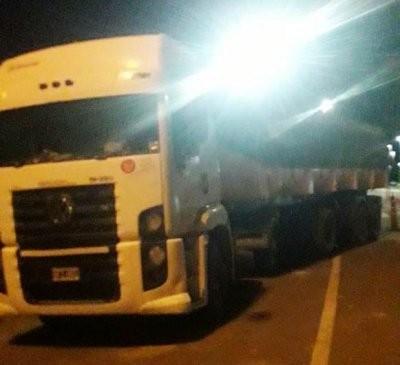 Operativo alcoholemia las 24 horas: demoraron a un camionero que no paso el test