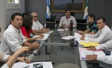 Tras intimación del municipio frentistas ponen en condiciones sus veredas