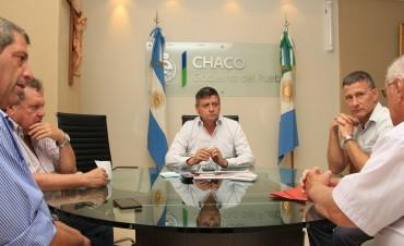 PEPPO Y AUTORIDADES DEL CLUB DE REGATAS ACORDARON CONTINUAR TRABAJANDO POR EL DESARROLLO DEPORTIVO