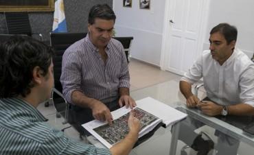 El municipio llamó a licitación para el pavimento de villa Pegoraro