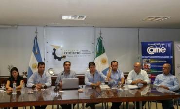 Capitanich presentó un nuevo proyecto de ordenanza para el sistema de habilitaciones comerciales